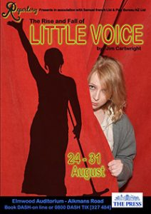 Little Voice Poster Web
